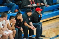 Gallery: Boys Basketball Evergreen Lutheran @ Tulalip Heritage